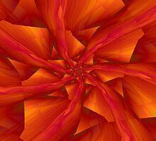 7 into1 in Blood Orange by Objowl