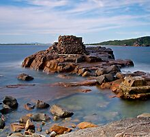 Tomaree Turret #2 by bazcelt