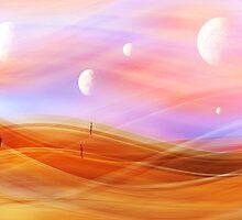 5 Moons by karen1961