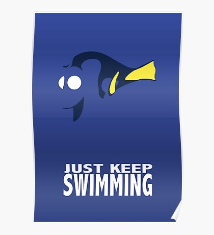Almost Dory Poster