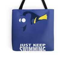 Almost Dory Tote Bag