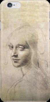 Leonardo by Ommik