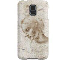 Leonardo Da Vinci Samsung Galaxy Case/Skin