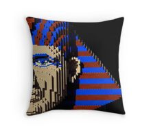 Famous Landmark Throw Pillow