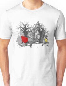 100 Acre Dash Unisex T-Shirt