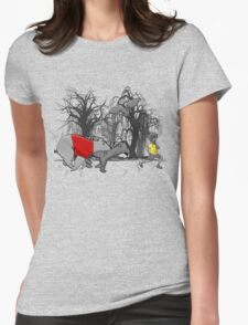 100 Acre Dash Womens Fitted T-Shirt