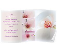 Mother's Day Card... Poster