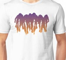 sprint line Unisex T-Shirt