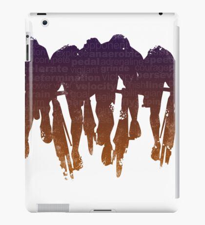 sprint line iPad Case/Skin