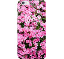 Azaleas - phone skin and iPod case iPhone Case/Skin