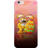 Easter Bunny Falling in Love iPhone Case/Skin