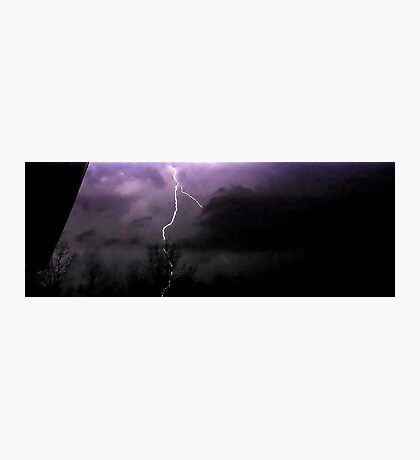 Storm Chase 2012 3 Photographic Print