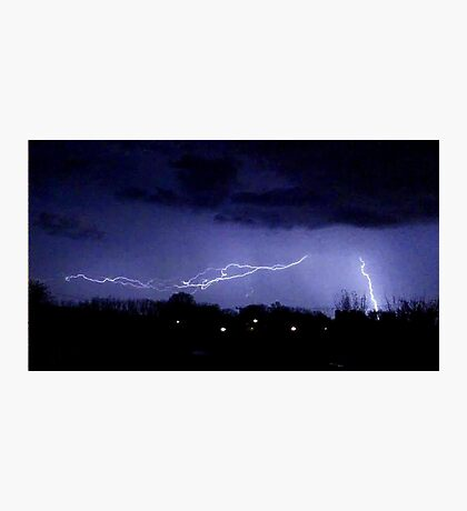 Storm Chase 2012 6 Photographic Print