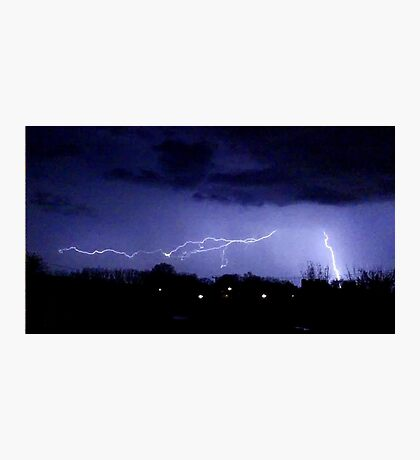 Storm Chase 2012 7 Photographic Print