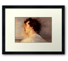 Hurt Framed Print