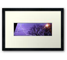 Storm Chase 2012 9 Framed Print