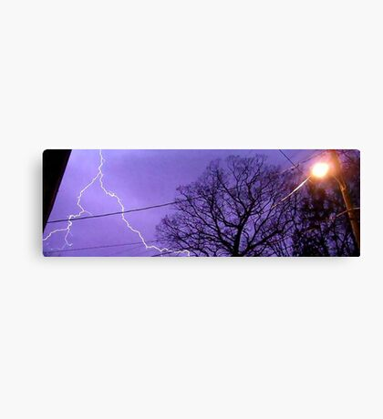 Storm Chase 2012 9 Canvas Print