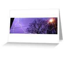 Storm Chase 2012 9 Greeting Card