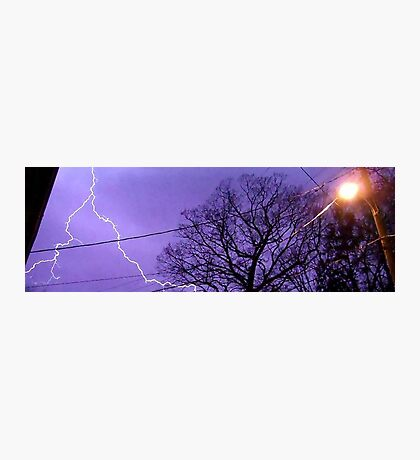 Storm Chase 2012 9 Photographic Print