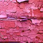 Layer apon layer of pink by Heather Crough