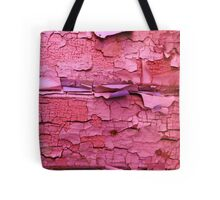 Layer apon layer of pink Tote Bag