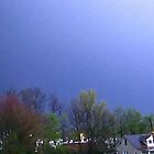 Lightning Shows Spring Colors by dge357