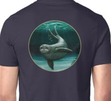 Hawaiian Monk Seal ~ Acrylic  Unisex T-Shirt