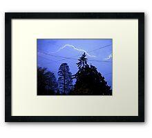 Storm Chase 2012 21 Framed Print