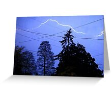 Storm Chase 2012 21 Greeting Card
