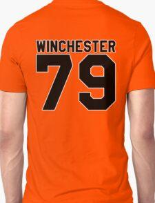 Dean Winchester (Jersey) Unisex T-Shirt