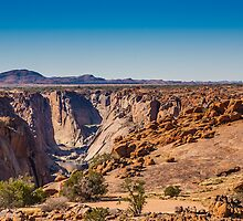Augrabies canyon by Rudi Venter