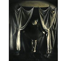Spirit Photograph-Curtain Call Photographic Print