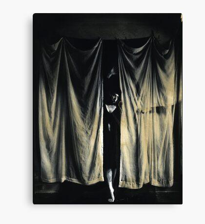 Spirit Photograph-Departure Canvas Print