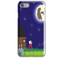 Good Night Panda iPhone Case/Skin