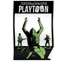 Toy Stories - Playtoon Poster