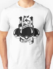 151 - Poke'dex Original (Light) T-Shirt