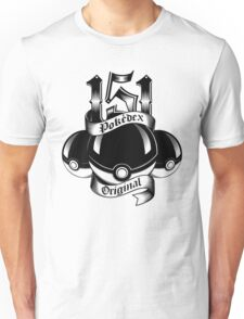 151 - Poke'dex Original (Light) Unisex T-Shirt