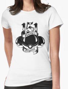 151 - Poke'dex Original (Light) Womens Fitted T-Shirt