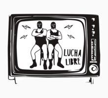 LUCHADOR 1021 One Piece - Short Sleeve
