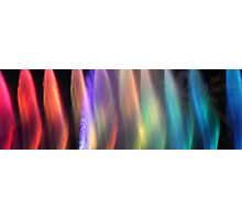 Fountains Of Color Photographic Print