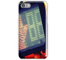 Stop 'n' Go iPhone Case/Skin