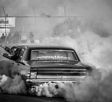 UCSMOKE  by VORKAIMAGERY