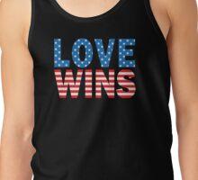 American Love Wins Tank Top