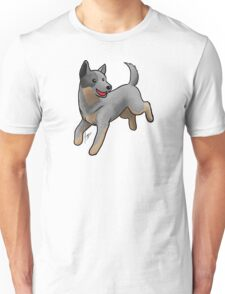 Australian Cattle Dog/ Blue Heeler Unisex T-Shirt
