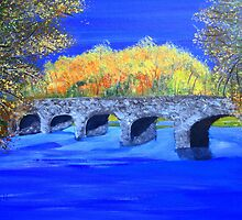 Stone bridge by maggie326