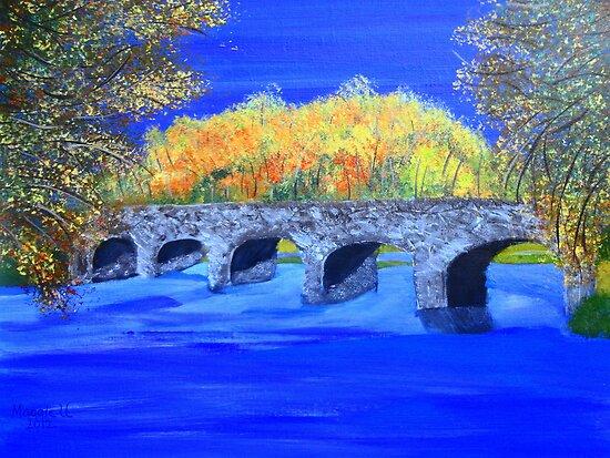 Stone bridge by maggie326
