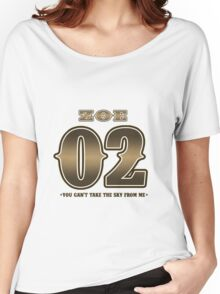 TEAM SERENITY : ZOE Women's Relaxed Fit T-Shirt