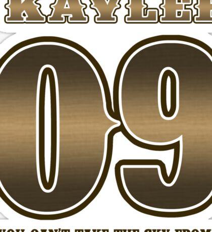 TEAM SERENITY : KAYLEE Sticker
