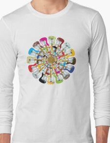 I Love Electric Guitars T-Shirt