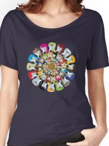 I Love Electric Guitars Women's Relaxed Fit T-Shirt
